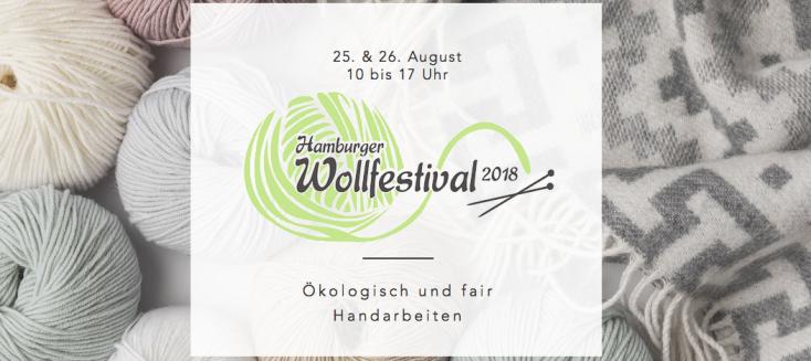 Banner Wollfest HH 2018